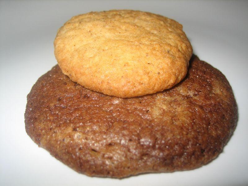 Pareja de galletas