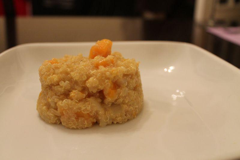 Quinoa con calabaza y queso « Cena en casa
