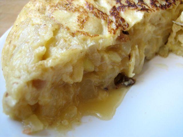 Tortilla guisada